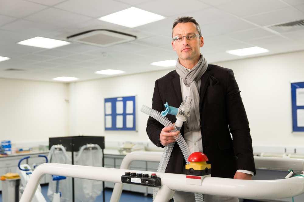 Prof Damian Bailey