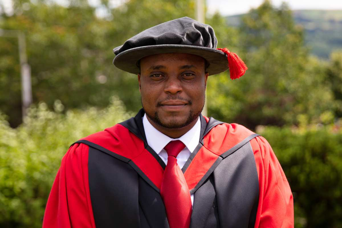 Dr Prosper MBowe, Forensic Audit and Accounting PhD