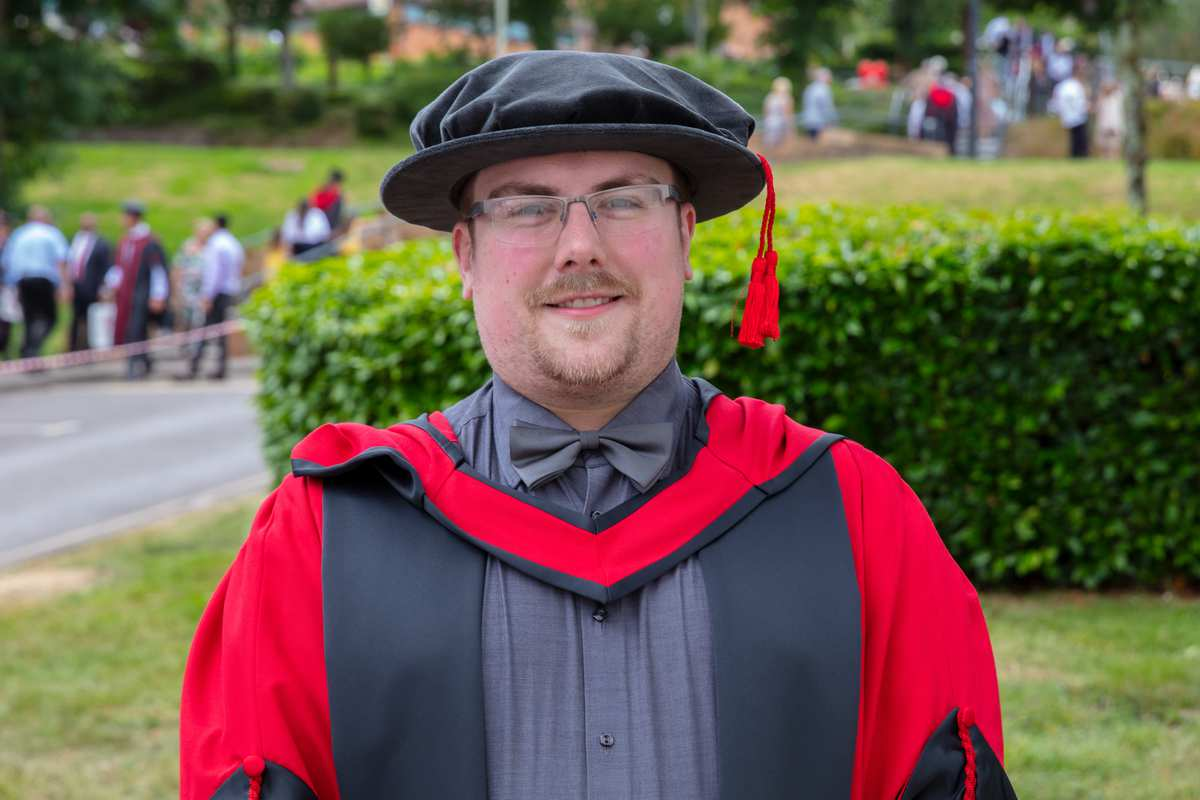 Dr Liam Harris, Maths PhD
