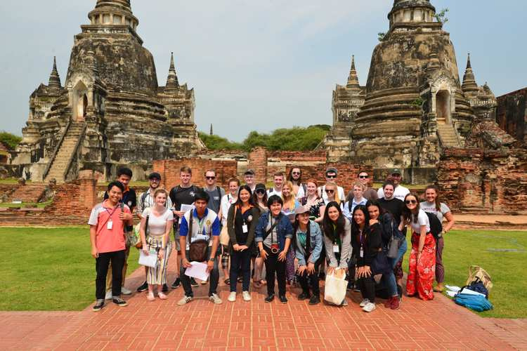 Geography - Cultural engagement and visitor perception research, Thailand