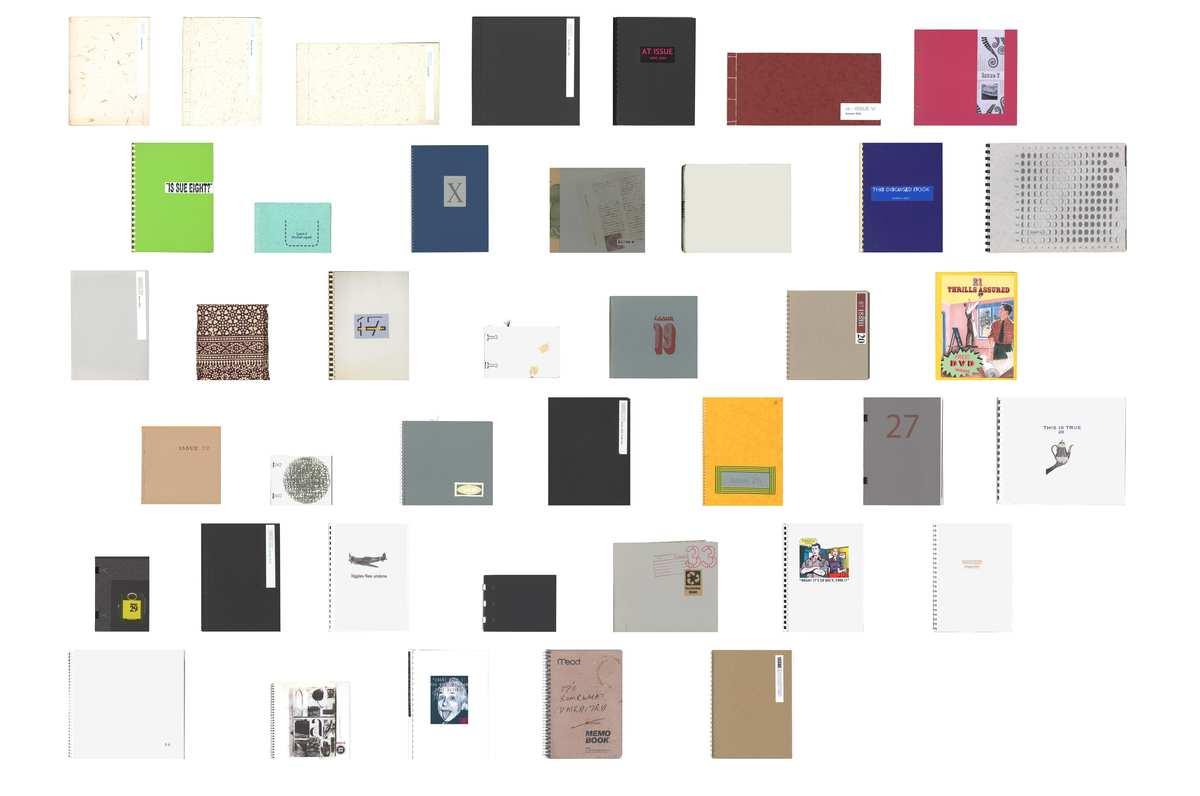 40 books 1SSUE