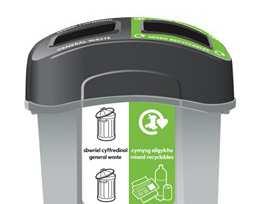 50/50 Split DMR/General waste