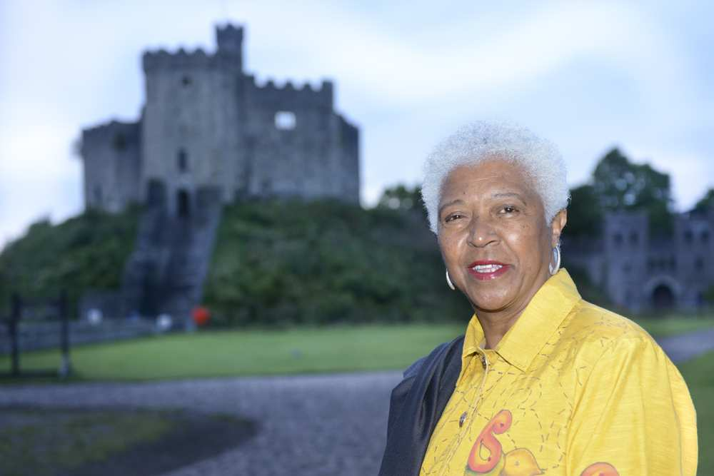 Ursula Mason Lecture 2021 - Gaynor Legall, advocate for ethnic minority women across Wales