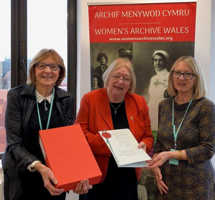 Women's Archive Wales - Gender Studies Research