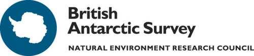 British Antarctic Survey logo Geology Research