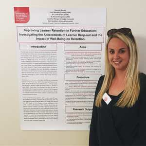 Hannah Wixcey, PhD Sport
