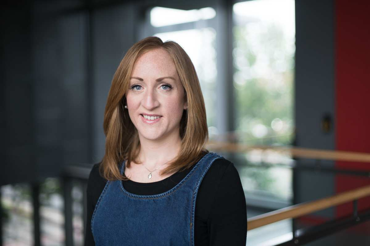 Beth Pickard_PhD by Portfolio student