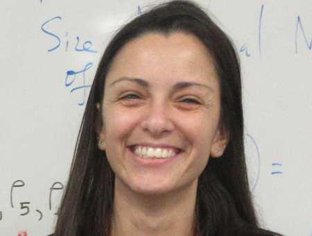 Bianca Loda, Maths PhD