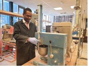 Dr Blessing Oluwaseun Adeleke PhD Engineering