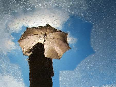 Brolly Reflection