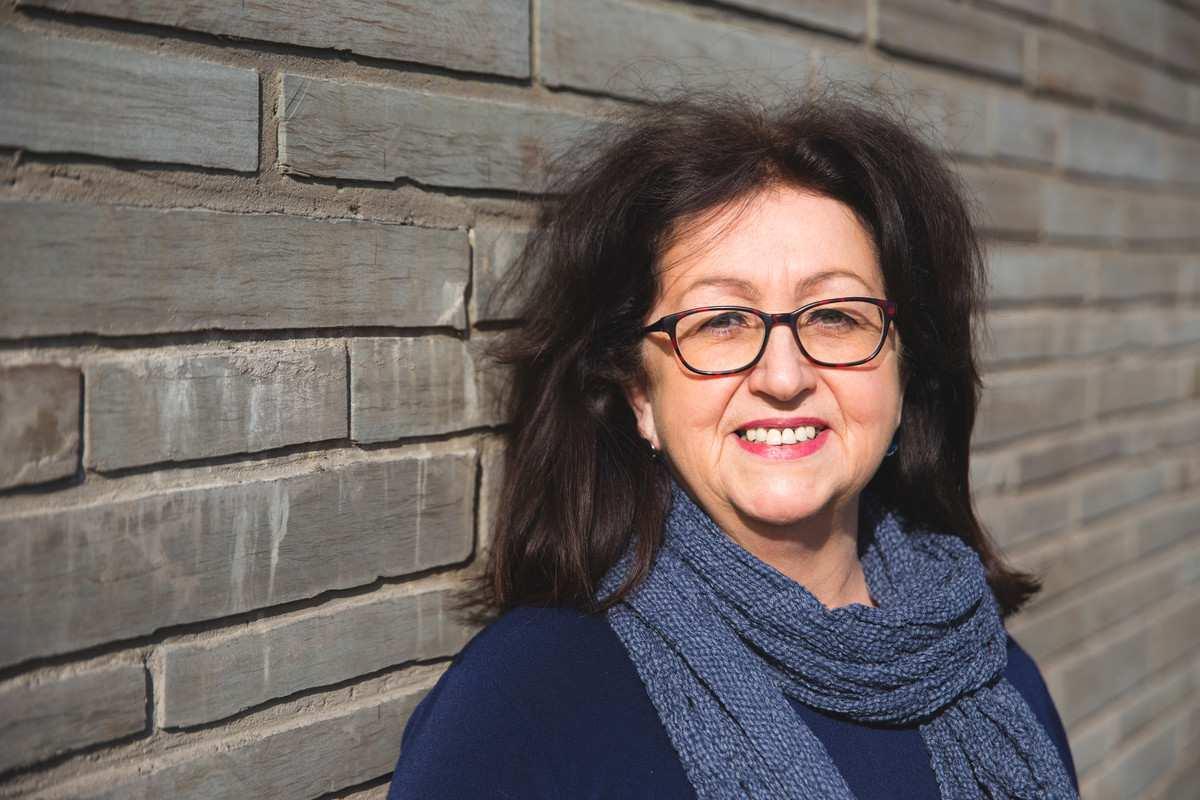 Christine Atkinson, academic business
