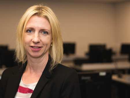 Clare Johnson, Cyber