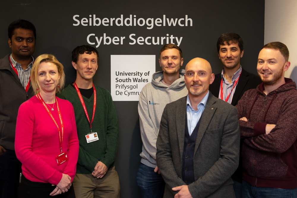 Cyber Security - Staff pictures