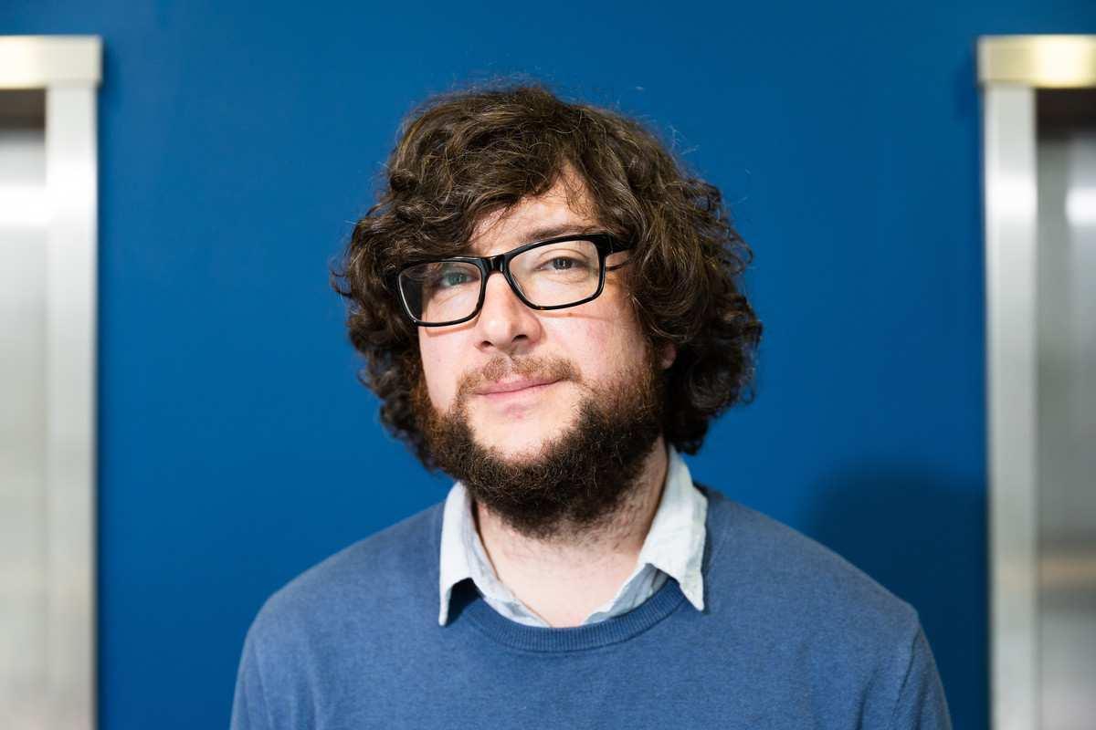 Dr Gareth Bonello_PhD Research student Creative Industries