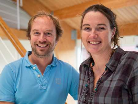 Dr Jeroen Nieuwland  and Dr Emma Hayhurst