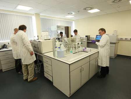 General Analytical Lab