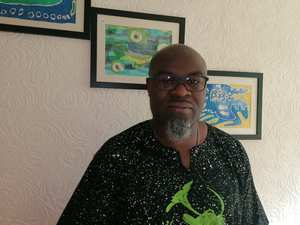 Dr Ed Oloidi, UDID research fellow