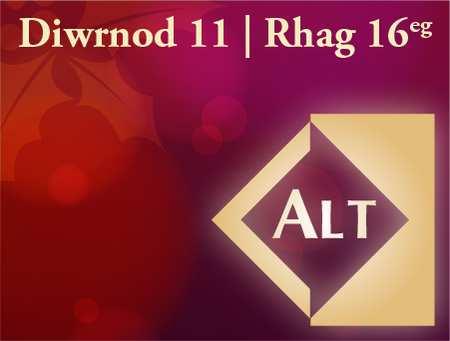 Diwrnod 11