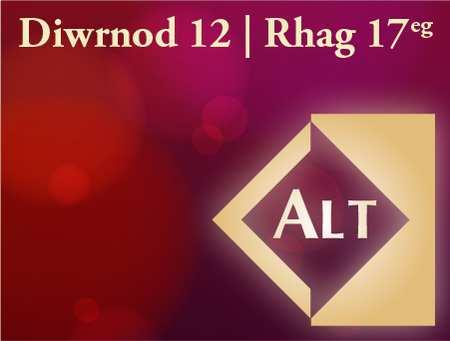 Diwrnod 12