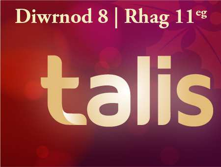Diwrnod 8