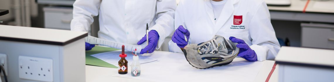 Forensic Science Research main image