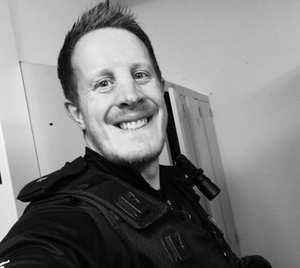 Dr Gareth Cuerden, PhD Police