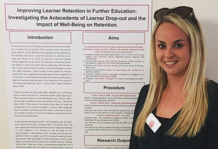 Hannah-Wixcey PhD student in Sport