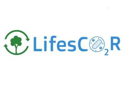 LifesCO2R Logo