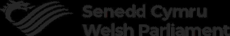 Senedd Cymru Welsh-Parliament logo