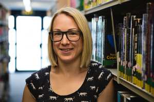 Louise Wallace_Librarian