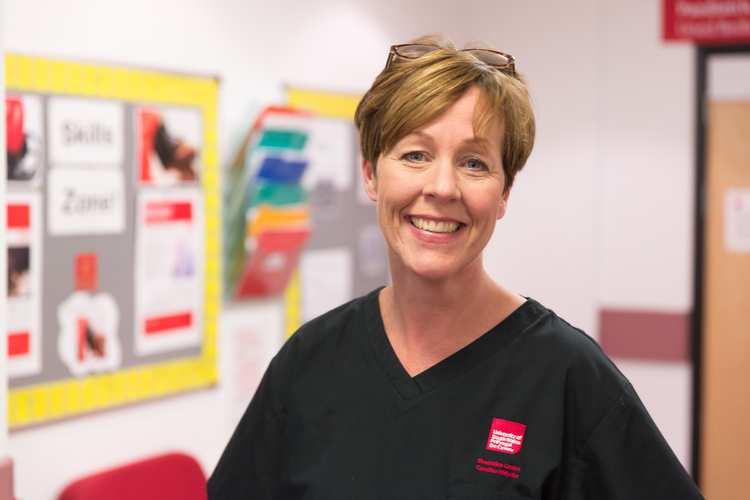 Lynda Civil_Nursing Lecturer Nurse
