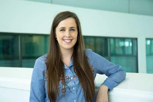 Meghan Elliott, PhD student