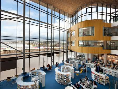 Newport City Campus Library