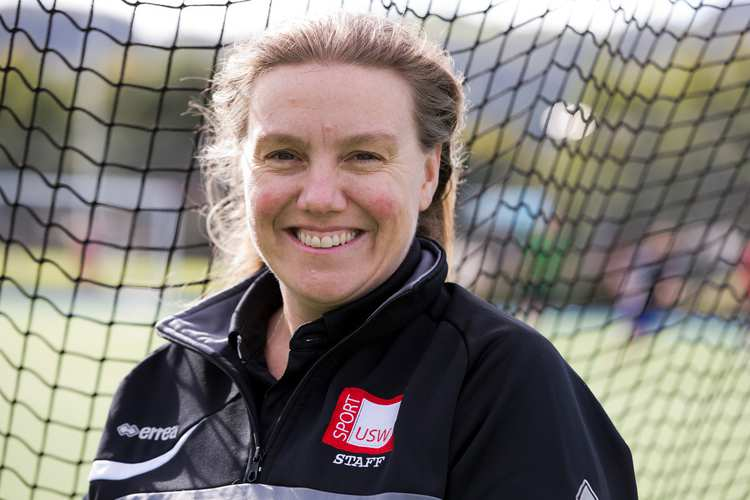 Sport Research - Mel Tuckwell