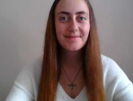 Anna Skelt, PhD Maths student