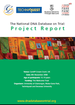 DNA Database on Trial