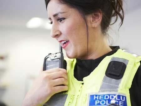 Policing Student Safety