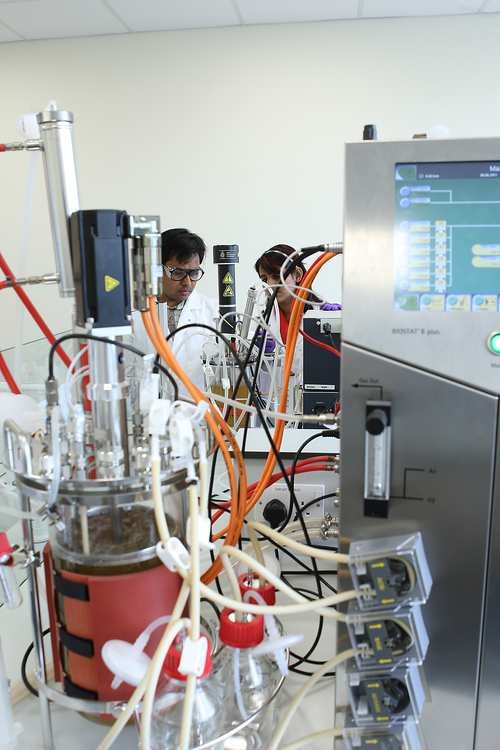 Biopolymers R&D
