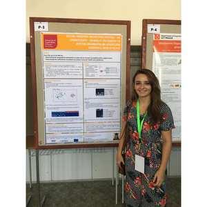 Kirstie Goggin, PhD, Prague best poster win