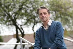 Professor Chris Meredith_ English Research