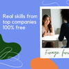 Real skills from top companies 100% free.png