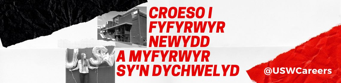 Welsh Welcome Jan Banner