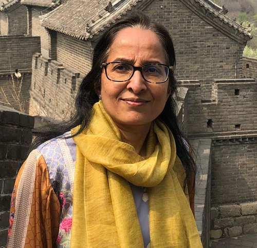 Dr Rehana Karim