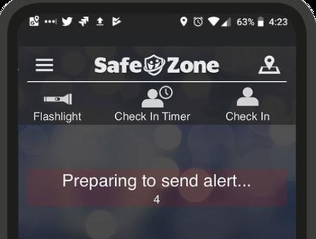 SafeZone Phone