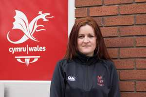 Sarah Cryer Commonwealth games Wales