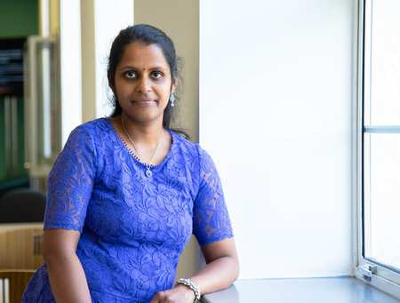Sharmila Mahesh Kumar, PhD Criminology
