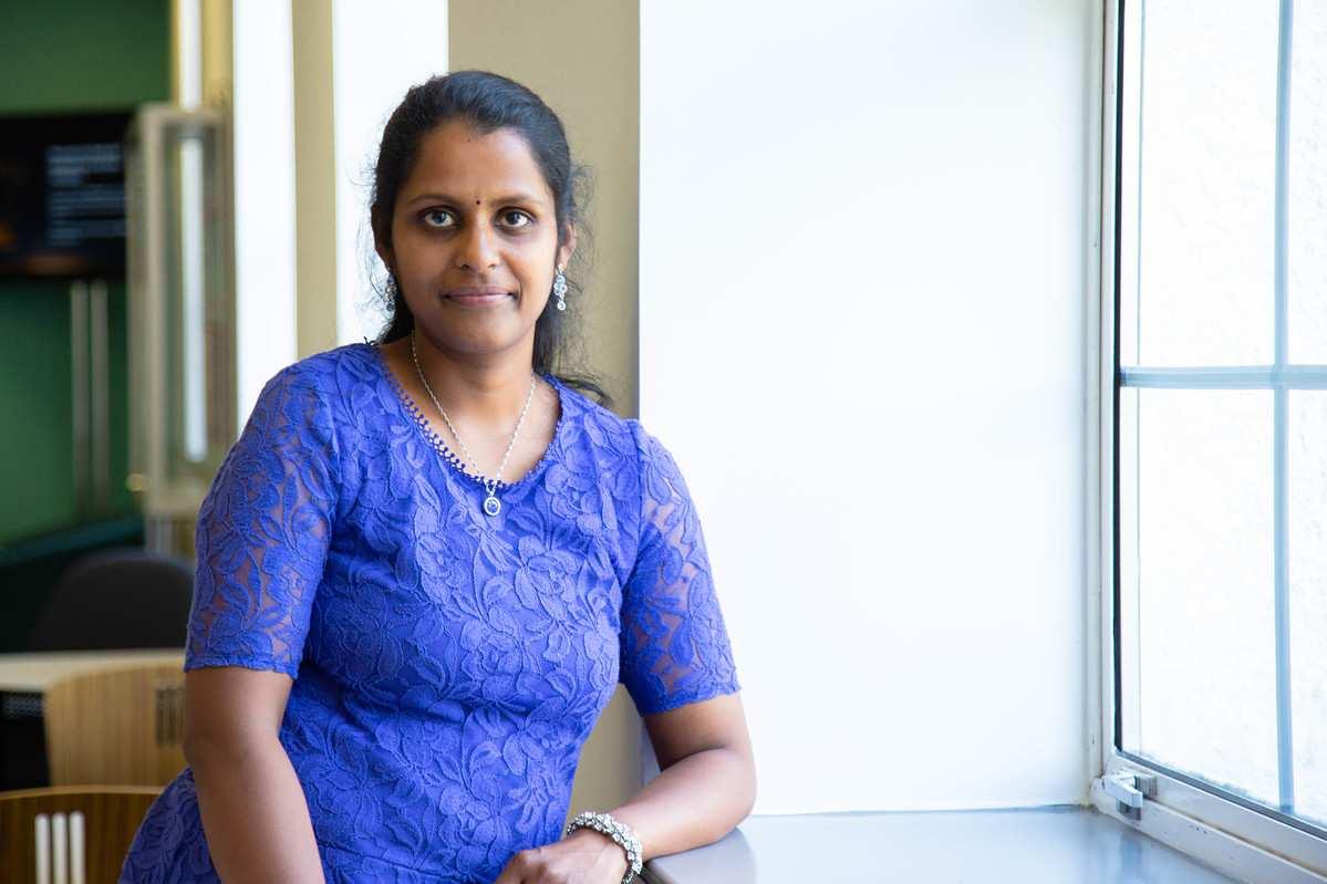 Sharmila Mahesh Kumar, PhD Criminology