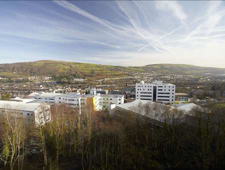 Treforest campus