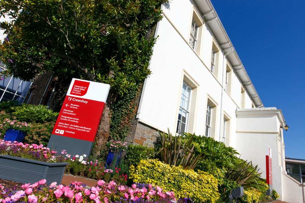 Ty Crawshay - Treforest - Pontypridd Campus
