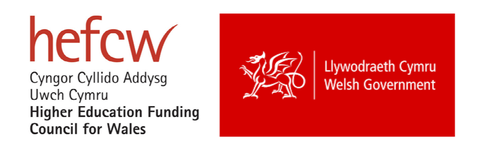 HEFCW & WG Logo